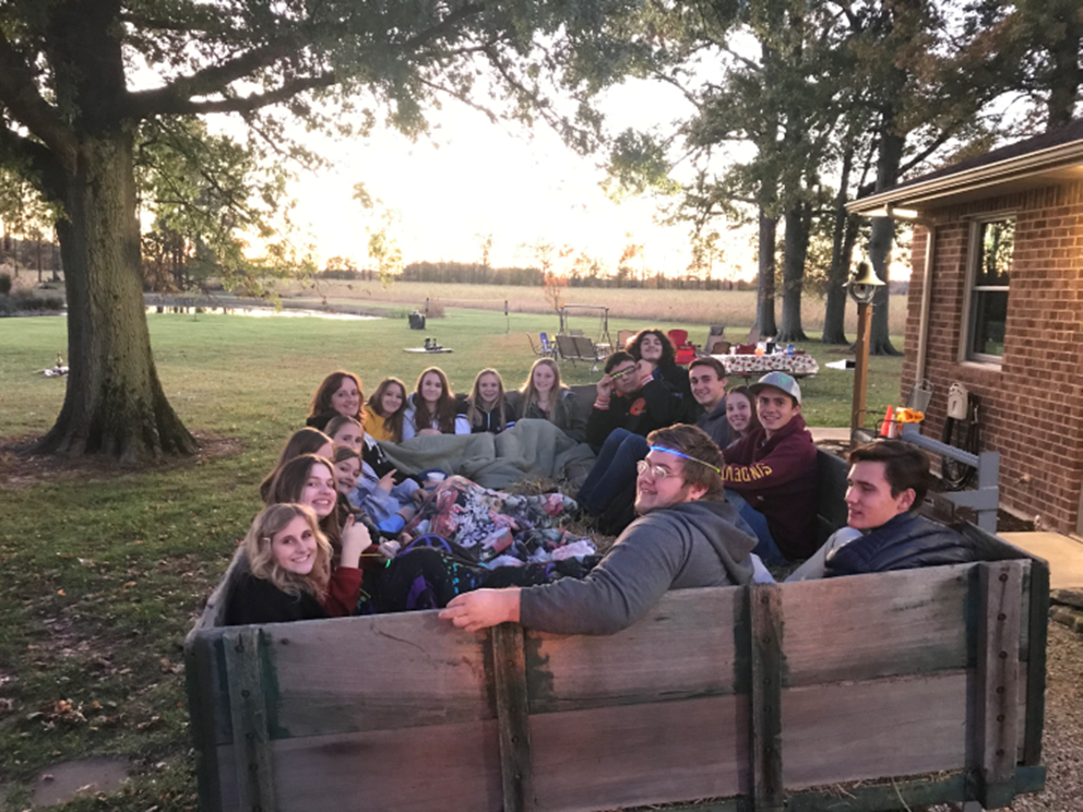 ABY Annual Fall Hayride