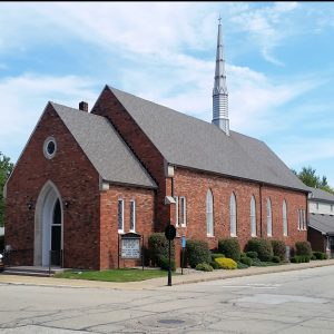 Versailles Baptist Church Building